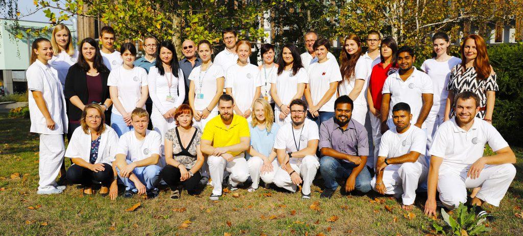 Výzkumná skupina bionanoanalýzy a genového inženýrství