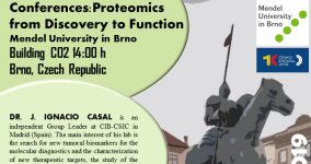 Konference: Proteomics from Discovery to Function